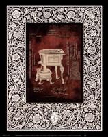 Antique Patent I Fine Art Print