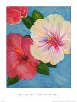 Hibiscus Fantasia Fine Art Print