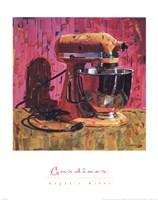 Megan's Mixer Fine Art Print