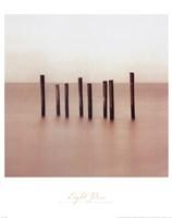 Eight Piers Fine Art Print
