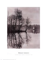 Galves Lake, Trakai, Lithuania, 2001 Fine Art Print
