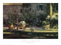 Colazione Al Fresco Fine Art Print