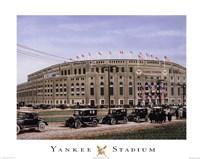 Yankee Stadium Fine Art Print