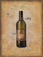 Vino di Toscana Fine Art Print