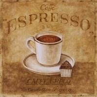 Caffe Expresso Fine Art Print