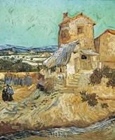 Old Mill Fine Art Print