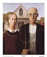 American Gothic Fine Art Print