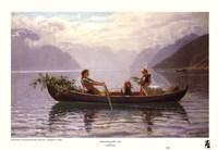Hardanger Fjord Fine Art Print