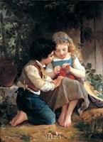 A Special Moment, 1874 Fine Art Print