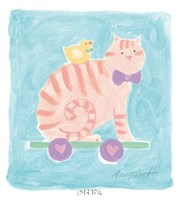 Cat Toy Fine Art Print