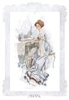 Fashion Modes - Dresser Framed Print