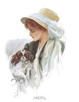Fashion Modes - Bonnet Fine Art Print