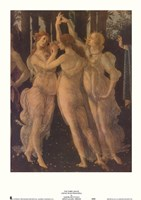 Three Graces Fine Art Print