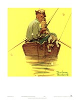 Fish Finders Fine Art Print