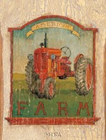 American Farm Fine Art Print