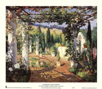 Samarkand, Santa Barbara Fine Art Print