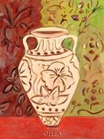 Lotus Pot II Fine Art Print