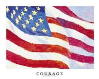 Courage Fine Art Print