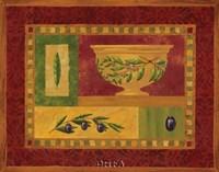 Tuscan Olives II Fine Art Print