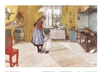 The Kitchen Fine Art Print