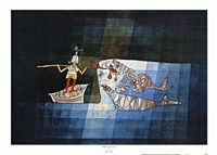 Sinbad the Sailor Fine Art Print