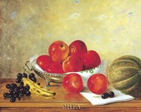 Still Life with Red Apples Fine Art Print