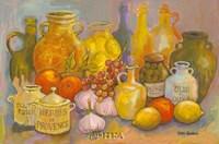 Mediterranean Kitchen II Fine Art Print