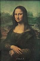 Mona Lisa Fine Art Print