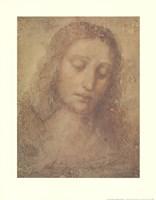 Christ's Head Fine Art Print