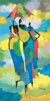 Harar Woman I Fine Art Print