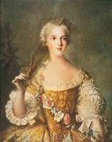 Madame Sophie de France Fine Art Print