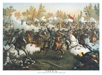 Battle of Cedar Creek Fine Art Print