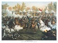 Battle of Cedar Creek Fine Art Print