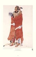 Mahchsi-Karehde, Mandan Man Fine Art Print