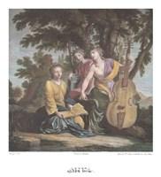 Muses No. IV Fine Art Print