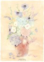 Summer Wildflowers I Fine Art Print