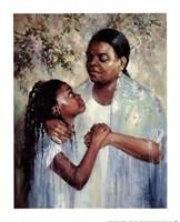 A Mother's Pride Fine Art Print