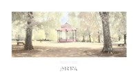 Hyde Park, London Fine Art Print
