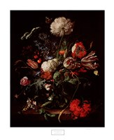 Vase of Flowers Fine Art Print