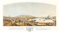 San Francisco, 1849 Fine Art Print