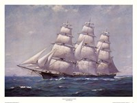 McKay Racer, Sovereign of the Seas Fine Art Print