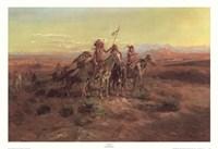 Scouts Fine Art Print
