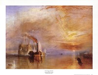 The Fighting Temeraire Framed Print