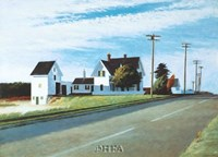 Route 6, Eastham Fine Art Print