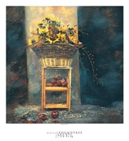 Italian Flowers Fine Art Print