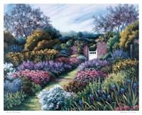 Dorset Gateway Fine Art Print