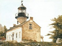Island Gate Fine Art Print