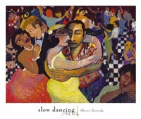 Slow Dancing Fine Art Print