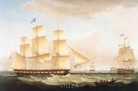 Medina off Dover Fine Art Print