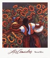 Las Comadres Fine Art Print